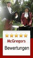 Bewertungen McGregors Auftritte